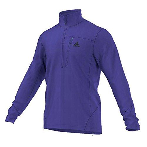 adidas Outdoor Men's Hiking Reachout Fleece Pullover