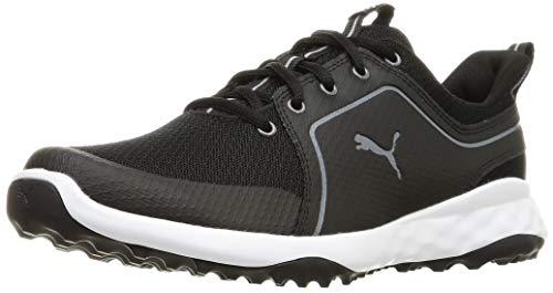 Puma Herren Grip Fusion Sport 2.0 Sneaker, Schwarz Black-Quiet Shade, 45 EU