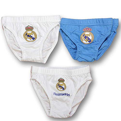 Madness Slips Real Madrid Pack 3 PZS