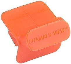 Chamber-View CV-003 9mm/0.40 Cal Semi-Auto Pistol Empty Chamber Indicator (ECI), Orange