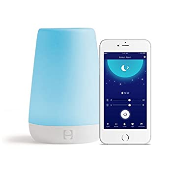 Hatch Baby Rest Sound Machine Night Light and Time-to-Rise