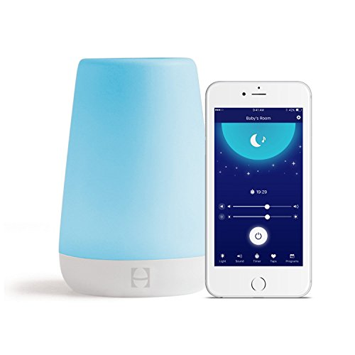 Rest Sound Machine, Night Light, and Time-to-Rise by Hatch Baby