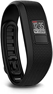 Smartwatch Vívofit 3, Regular, Garmin, 010-01608-06, Preto