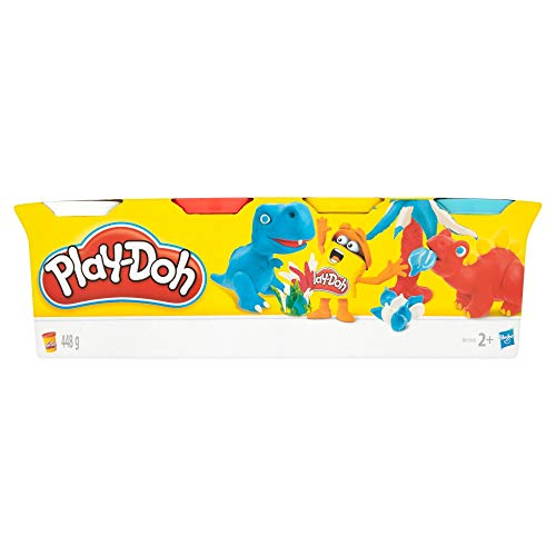Play-Doh Color Assortment, Pack of 4