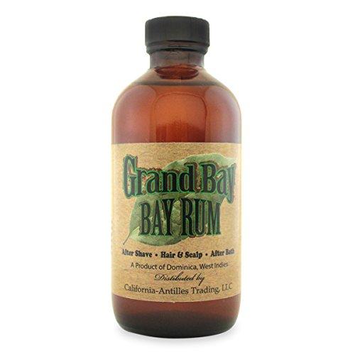 Grand Bay Bay Rum After Shave, 8 fl oz