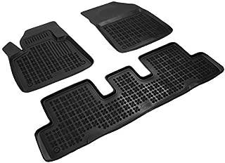 Gummi Fußmatte Gummimatte passend für Citroen C-Elysee 2012-2017 Fahrerseite