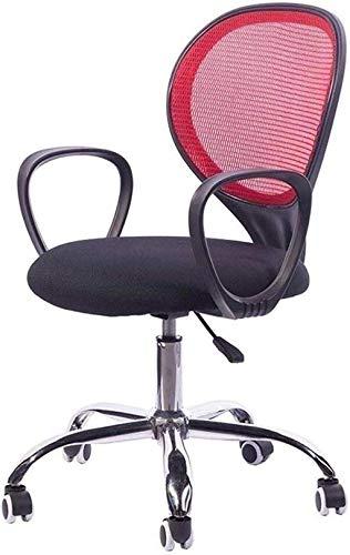YAMMY Bürostuhl Spielstuhl Drehstuhl Computerstuhl Zurück Home Besprechungsstuhl,Bürostuhl Bürostuhl Schreibtischstuhl (Farbe:(Stuhl)