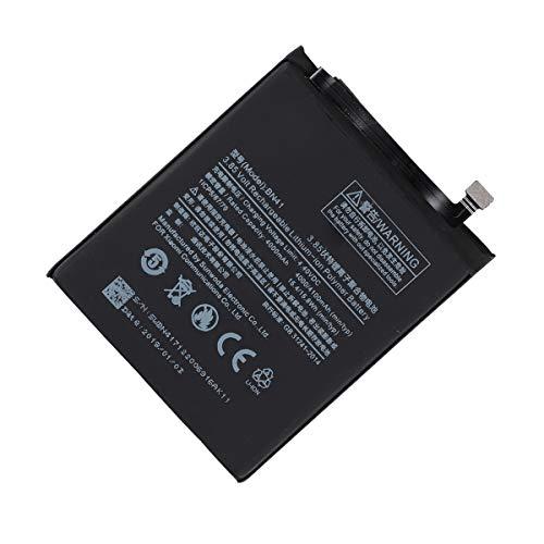 Batería de Repuesto BN41 Compatible con Xiaomi Note 4 Redmi Note 4 4000 mAh 15.4 WH con Herramientas.