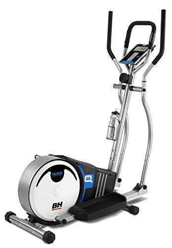 Bh Fitness Unisex_Adult Crosstrainer Quick Elliptical Trainer