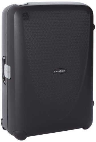 Samsonite Termo Young Upright L Koffer, 75 cm, 88 L, Schwarz (Black)