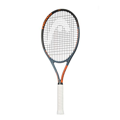 Head Ti. Radical Elite - Racchetta da tennis in grafite composita, con copertura protettiva, misura L1