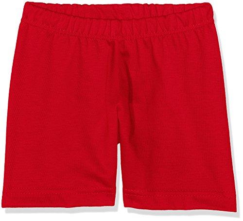 Trigema Unisex Baby 136104 Shorts, Rot (Kirsch 036), 92