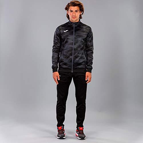 Joma 9017P13.10 Pantalon Sportswear, Noir, FR : L (Taille Fabricant : L)
