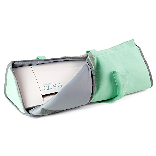 Silhouette Cameo 2 Light Tote Bag - Green