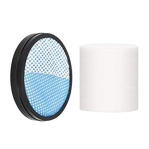 APOSEN Nuevo filtro HEPA (Esponja plana 2 + Esponja cilíndrica 2) para H120/H250