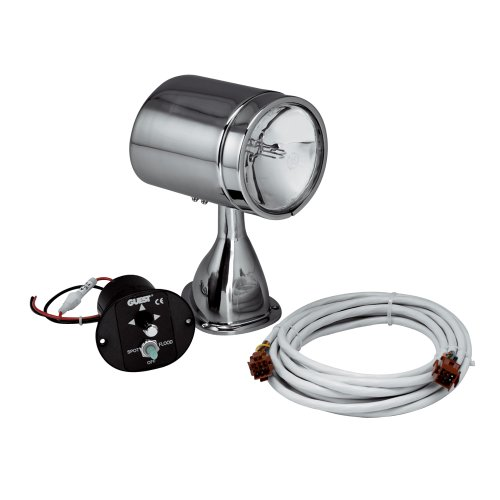 Marinco 5 Stainless Steel Spot/Floodlights review