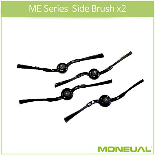MONEUAL Spare parts [Side Brush x2]
