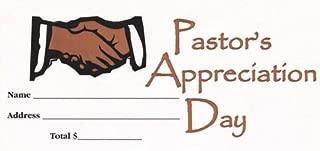 Offering Envelope-Pastors Appreciation (Bill) (AA) (Package of 100)
