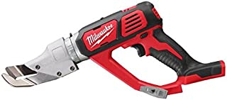Milwaukee 2637-20 M18 Cordless 18 Gauge Single Cut Shear - Bare tool