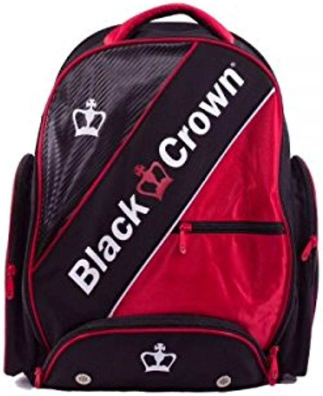 Rucksack Padel schwarz Crown Sack Sack Sack B078WTNJGQ  Zart bb2289