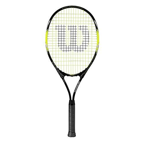 Wilson(ウイルソン) 硬式 テニスラケット [ガット張り上げ済] 初級者向け ENERGY XL(エナジー XL) グリップサイズ2 YELLOW WRT311600 ウィルソン