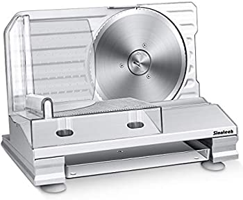 Siontech Electric Deli Food Slicer