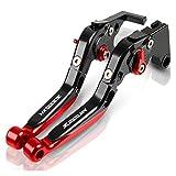 Pro Taper Clutch Brake Levers for BMW S1000XR S1000 XR S 1000 XR S1000XR Motorcycle Accessories Handbrake Adjustable Brake Clutch Levers Dirt Bike Modification Parts (Color : J)