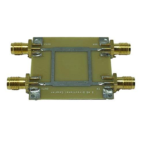 #N/A 2.4GHZ Directional Coupler Directional Bridge Microstrip Power Divider for Signal HAM Radio
