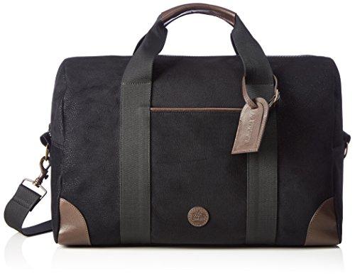 Timberland Tb0m5530, Herren Taschenorganizer, Nero, 26x31x49 cm (W x H L)