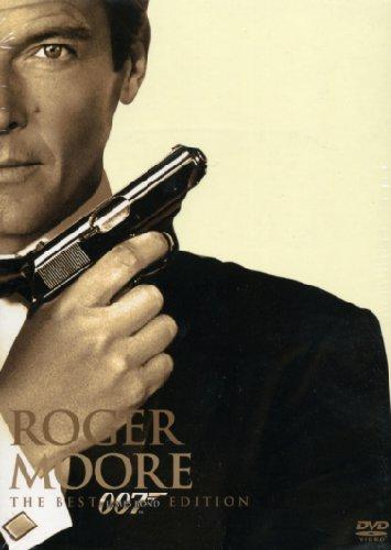 Roger Moore 7 DVD [Vivi E Lascia Morire - L'Uomo Dalla Pistola D'Oro - La Spia Che Mi Amava - Moonraker Operazione Spazio - Solo Per I Tuoi Occhi - Octopussy Operazione Piovra - Bersaglio Mobile]