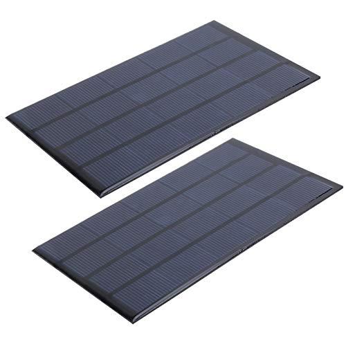 Solar Power Supply, 2W Epoxy Solar Panel, for Solar Toy Outdoor