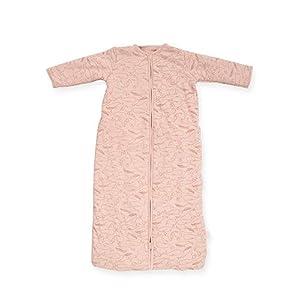 Jollein 014-541-65361 – Saco De Dormir Para Bebé 4 Estaciones 90Cm Ballenas Color Rosa Palo