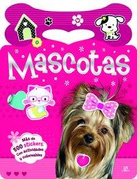 Mascotas (Pegatinas y Colorines)