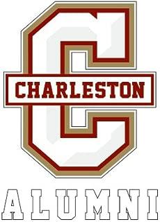 College of Charleston Alumni Decal 'Alumni'