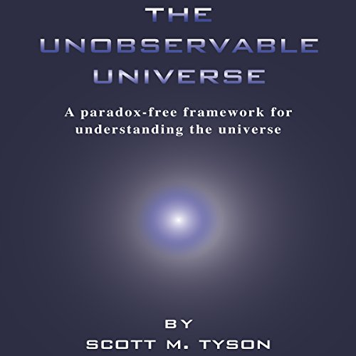The Unobservable Universe audiobook cover art