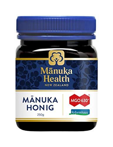 Neuseelandhaus Manuka Honig MGO630+ 250g (zzgl. 10 Hübner Gratisproben)