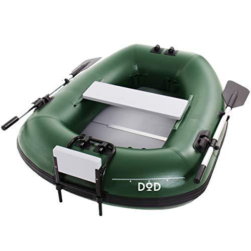DOD(ディーオーディー) バスフローターボート DFB101 【 フットポンプ/オール(パドル)付属 】
