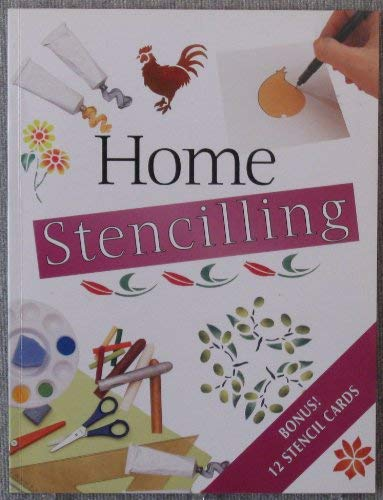 Compare Textbook Prices for Home stenciling  ISBN 9781740457972 by bay books
