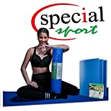 Zoom IMG-1 tappetino pieghevole fitness special sport