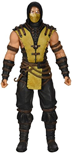 Mezco Toyz Mortal Kombat X Scorpion Figure Buy Online In