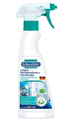 Dr. Beckmann Limpiador de Refrigeradores, Microondas y Encimeras, 250 ml, 1 Pza.