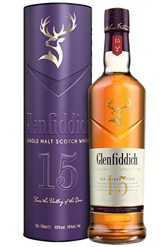 comprar whisky escoces glenfiddich on-line