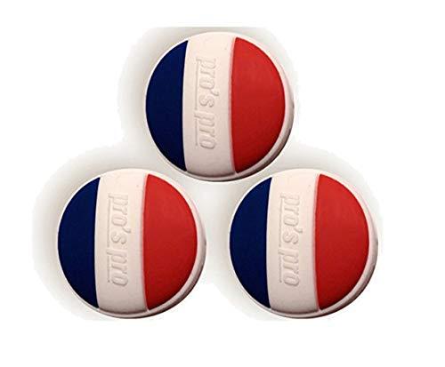 Pro Tennis Drapeau National France Antivibrateur