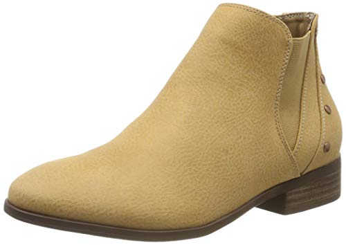 Roxy Damen Yates - Ankle Boots for Women Stiefeletten, Braun (Tan Tan), 36 EU