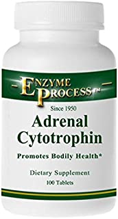 Enzyme Process - Adrenal Cytotrophin / Glandular - Contains all of proteins, vitamins, minerals and other beneficial molecules found in bovine Adrenal glands