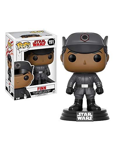 Star Wars SW-EP8 Figura de Vinilo Pop 3: A Character, Episodio 8 (Funko 14744)