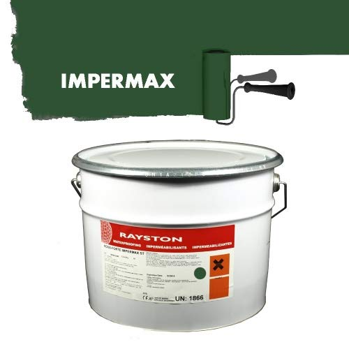 Impermax hochwertige flüssige Teichfolie - naturgrün - 10 kg