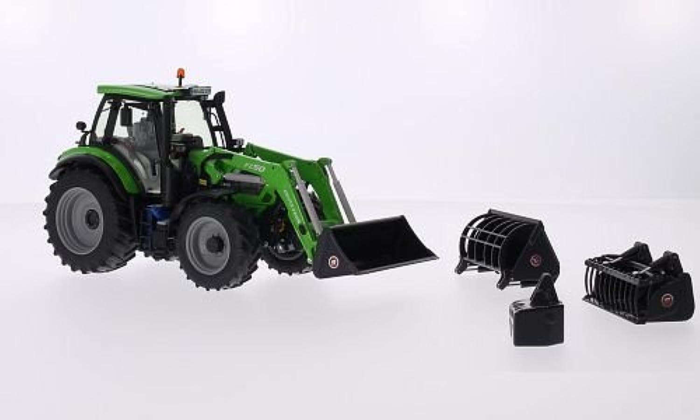 Deutz Fahr Agrotron 6190 TTV, grün, 2013, Modellauto, Fertigmodell, weise-toys 1 32