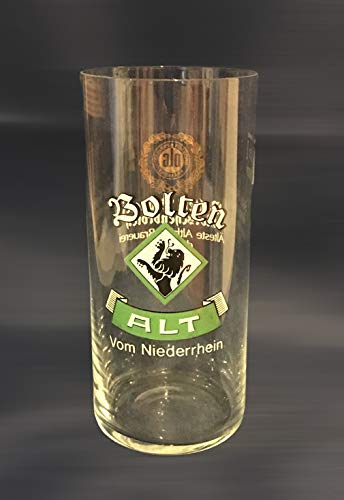 Bolten Gläser 0,3l Alt Bier Glas / 1 Stück