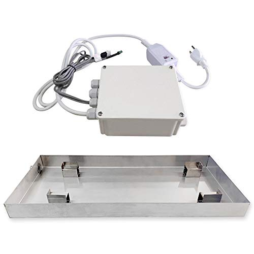 Read About Steam Generator Accessories Relaybox and Drainage Pan